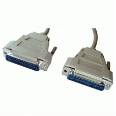 Cable parallel switch box DB25 Male-M 100 feet