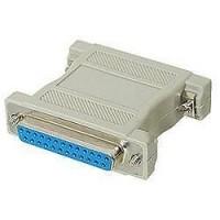 Gender changer DB25FF 25 pins female-female F/F Adapter Coupler Connector plug to plug data transfert
