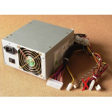 Computer power supply 350 Watts ATX 20+4 connector + IDE
