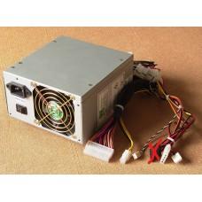 Power supply 350 Watts ATX 20+4 connector + IDE
