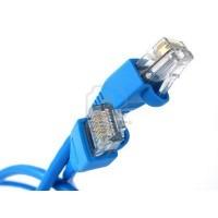 25' ft feet RJ45 modular network cable BLUE 25ft