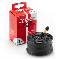 Bicycle tube 26 inch x 1,9/2,1255 48mm Schrader valve A/V Kenda