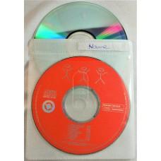 CD/DVD double vinyl sleeve inner standard jewel case replacement