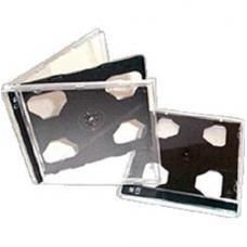 2 CD/DVD double jewel case standard