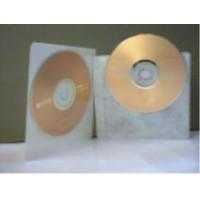 CD/DVD PVC double sleeve standard