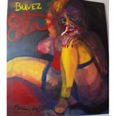 """Painting from Geneviève Morin, """"Buvez Coca-Cola"""" (Drink Coca-Cola) - FREE SHIPPING"""