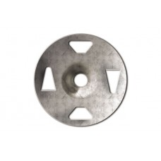 "KERDI-BOARD-ZT TAB washer galvanised steel 1-1/4"" for Tile panel, shower Board backer"