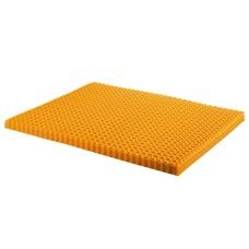 Floor heating waterproof membrane sheet 1 m x 0,8 meter  (39 inches x 31 inches = 8,6 ft2) PP Schluter®-DITRA-HEAT