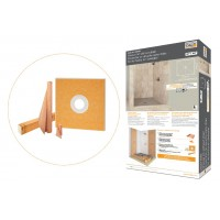 Schluter®-KERDI-SHOWER-KIT without drain components