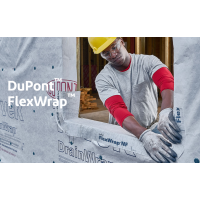 Dupont Flexwrap NF no fasteners 22,68 cm x 0,3 meters (9 inch x 1 feet) SOLD BY THE FEET