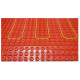 Floor heating waterproof membrane BY FEET SQUARE