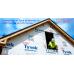 Tyvek Dupont HomeWrap membrane 10 feet high air barrier - SOLD BY SQUARE FEET