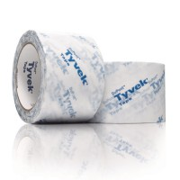 "Dupont TYVEK sealing sheathing tape  60 MM X 66 M (2,3"" inch x 216' feet)"