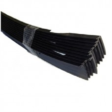 Foundation drainage moulding for membrane 1,68 meters x ? centimeters (6 feet x ? inches)  Platon (HDPE)