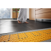 Floor heating waterproof membrane sheet 1 m x 0,8 meter  (39 inches x 31 inches = 8,6 ft2) PP Schluter®-DITRA-HEAT