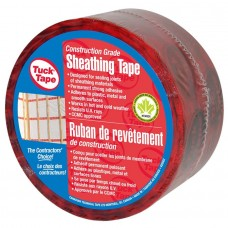 RED TUCK SHEATHING Housewrap tape  60 MM X 50 M