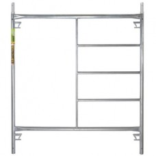 "scaffolding 60"" X 60"" STANDARD FRAME used galvanised. Buy or rent in buy-repurchase"